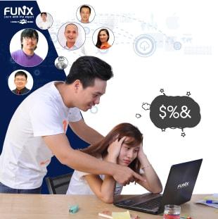 Tại FUNiX Học đại học cùng nhà tuyển dụng