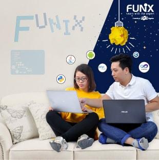 Trải nghiệm phương pháp học tập hoàn toàn mới tại FUNiX