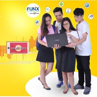 Học FUNiX - dựng mạng lưới công việc rộng lớn