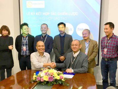 FUNiX – Tinh Van INdustrial Partnership