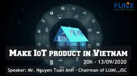 Make IOT product in VN