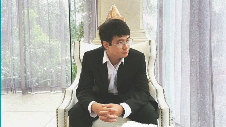 Truong Ho Thien Long – My funix story