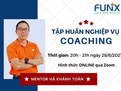 nghiep vu Coaching FUNiX