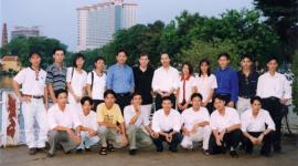 Đội Fsoft đánh trận Nà Ngần tháng 10/1999