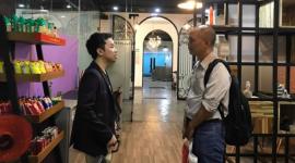 Founder FUNiX Nguyễn Thành Nam gặp Founder KardiaChain Phạm Minh Trí