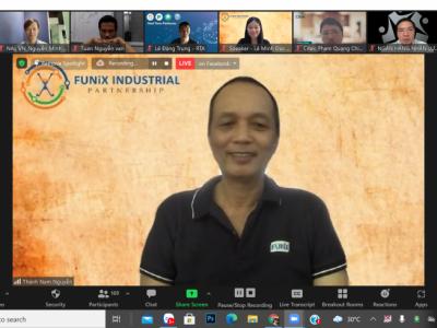 """Trong bài phát biểu khai mạc Hội thảo """"Đào tạo nhân lực công nghệ cho Cách mạng 4.0"""" diễn ra vào ngày 19/8, Nhà sáng lập FUNiX Nguyễn Thành Nam khẳng định: Hiện tại là thời đại của đào tạo phi truyền thống"""