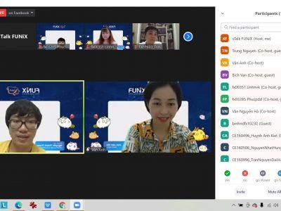 Founder FUNiX Nguyễn Thành Nam bàn về những đại gia công nghệ Việt Nam.